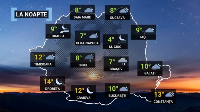 prognoza meteo ANM