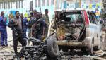 Atac sinucigaș în capitala Somaliei, lângă palatul prezidenţial. Cel puțin opt oameni au murit, între care o femeie și doi copii