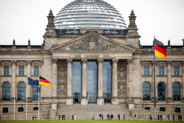 Parlamentul federal unicameral al Republicii Federale Germania