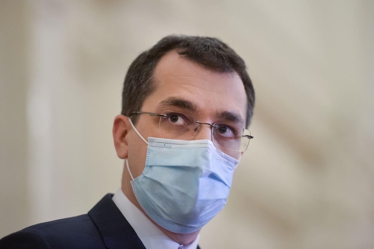 Vlad Voiculescu susţine că peste 4000 de teste COVID pozitive, efectuate săptămâna aceasta, nu au fost raportate