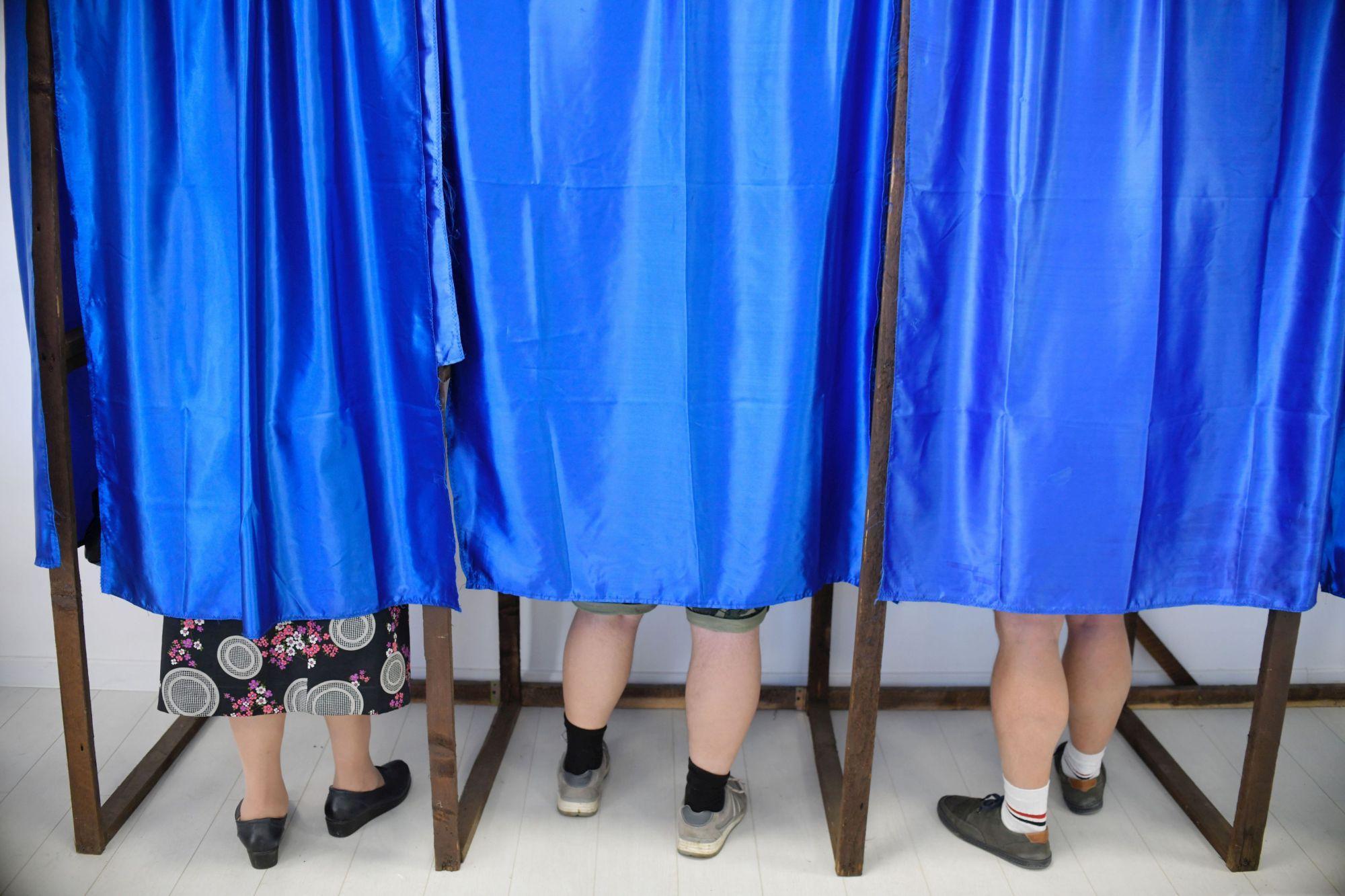 Referendumul pentru alipirea comunei Ţinteşti la Buzău a eşuat. Prezenţă foarte scăzută la vot
