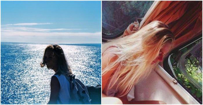 Tânăra se afla în vacanţă alături de iubitul ei