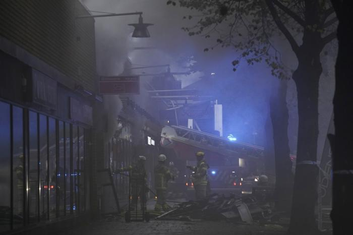 Explozia a avut loc în timpul dimineţii, când majoritatea oamenilor dormeau
