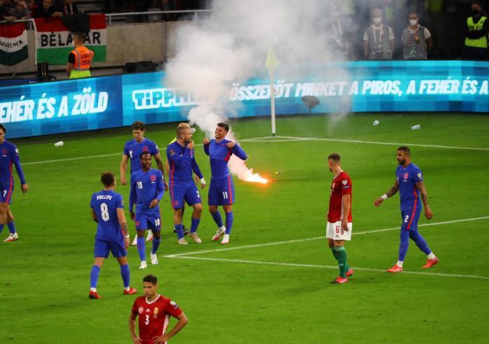 Atac rasist la adresa  jucătorilor englezi