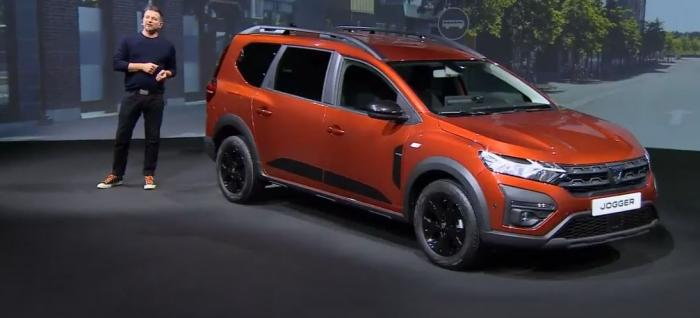 Dacia a dezvăluit noul său model Jogger. Primul hibrid Dacia va fi asamblat la Mioveni. Prețul de pornire. VIDEO