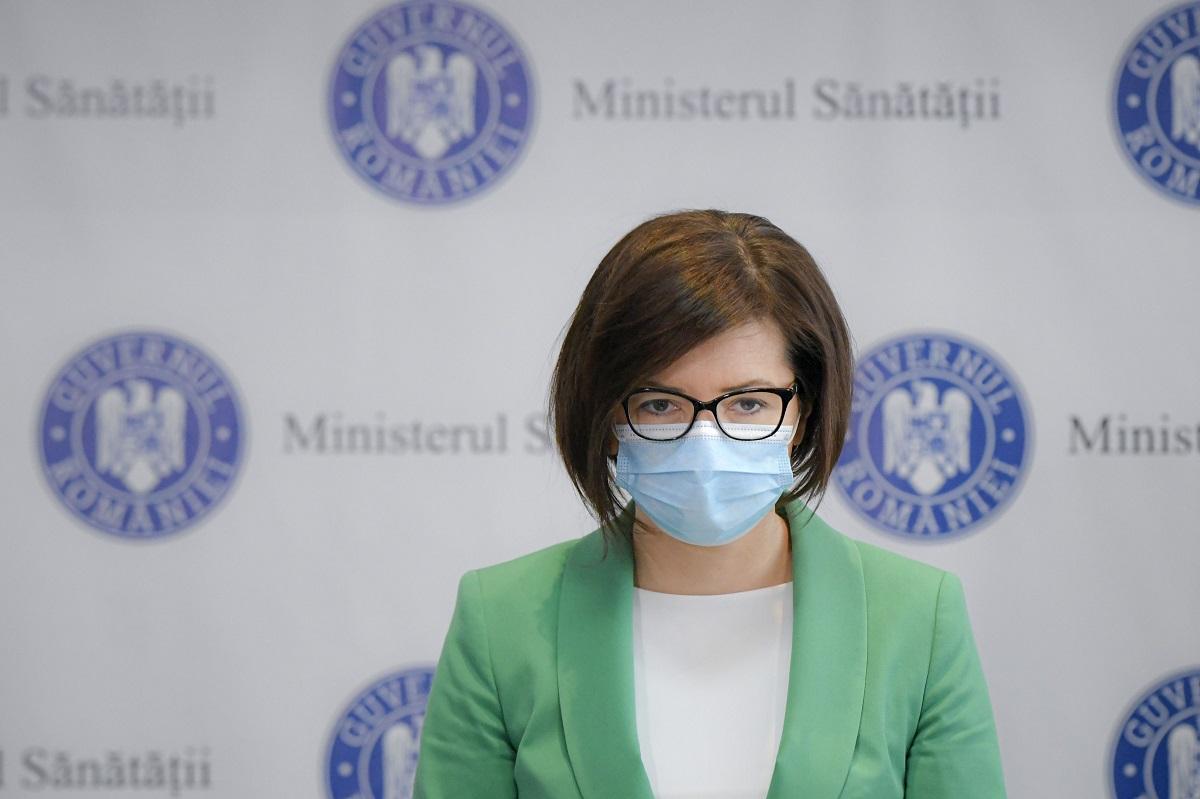 Ioana Mihăilă, ministrul Sănătăţii