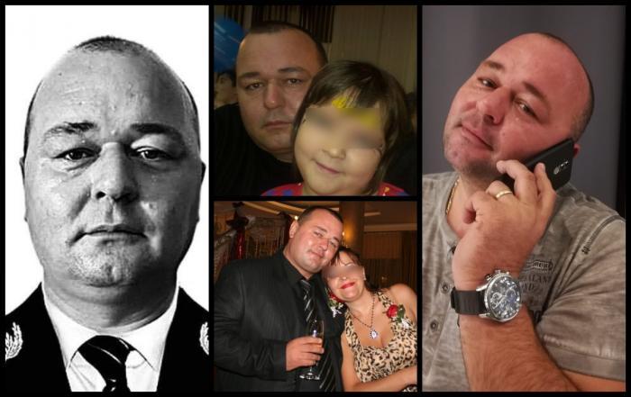 Cristi, un poliţist din Craiova, plâns de colegi după ce s-a stins din viaţă la 44 de ani. O fetiţă îl aştepta să se întoarcă acasă de la spital