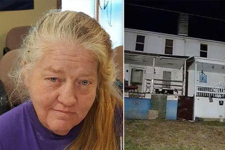 O femeie diabolică şi-a ţinut sora cu nevoi speciale închisă într-o cuşcă improvizată
