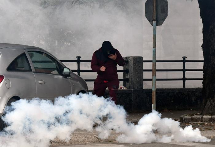 Proteste în Muntenegru, faţă de întronizarea reprezentantului Bisericii Ortodoxe