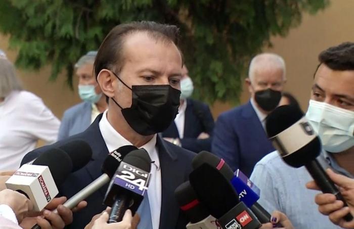 Ce i-a transmis Klaus Iohannis premierului Florin Cîţu, la discuţia de la Cotroceni pe tema crizei din coaliţie