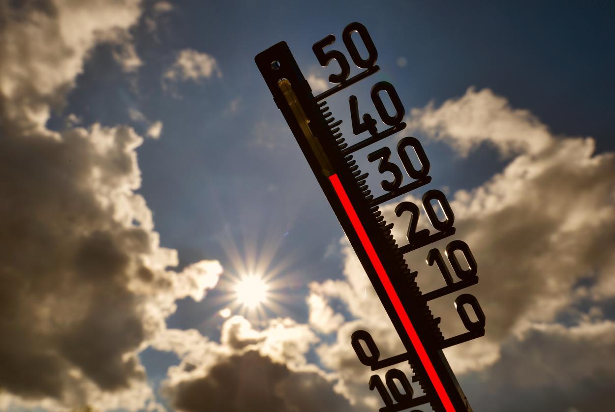 Temperaturi ridicate, înregistrate în Europa în vara lui 2021
