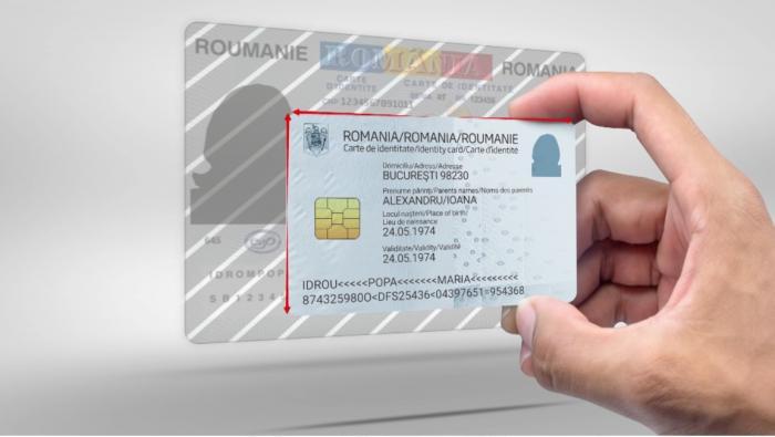 Primele cărţi de identitate electronice, eliberate la Cluj-Napoca. Până în 2031, toţi românii vor avea astfel de buletine