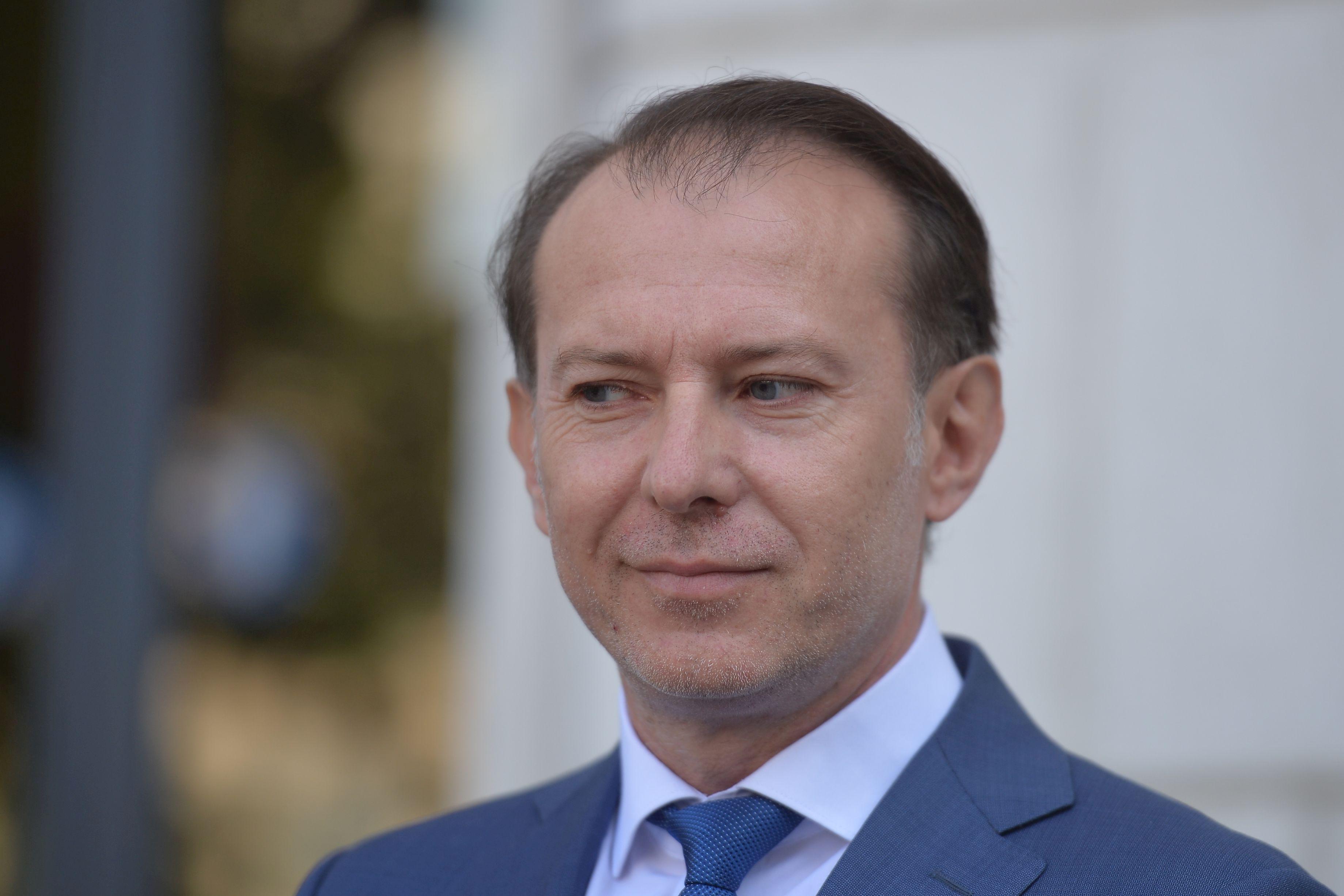 Florin Cîțu, premierul României