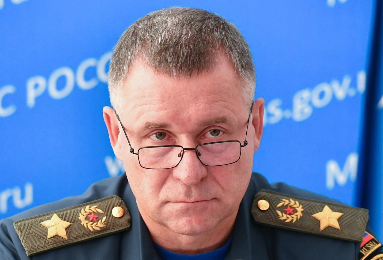 Ministrul rus pentru Situații de Urgență, un apropiat al lui Vladimir Putin, a murit în timpul unor exerciții în Arctica