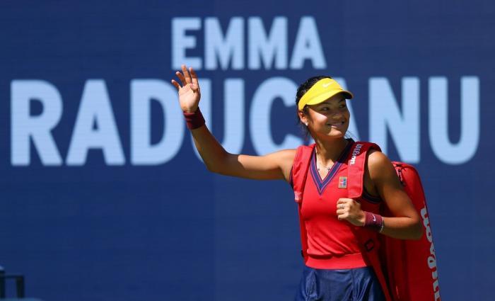 Emma Răducanu s-a calificat în semifinalele US Open