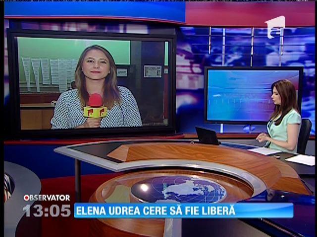 Elena Udrea contestă ARESTUL la domiciliu!