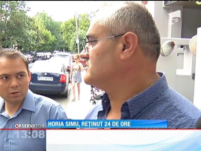 Omul de afaceri Horia Simu, reținut de DNA