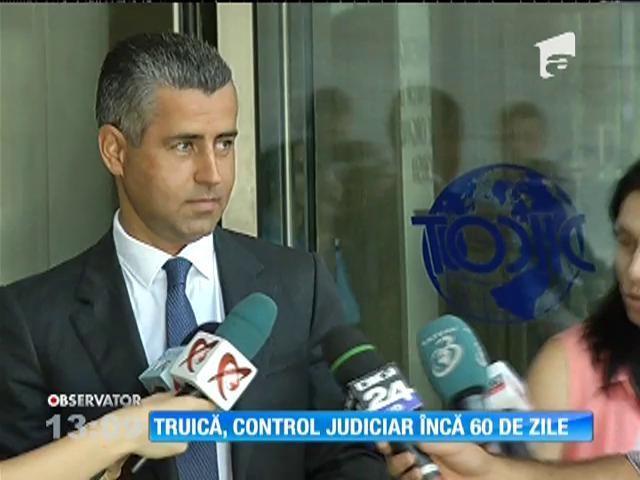 Remus Truică, la DIICOT pentru prelungirea controlului judiciar
