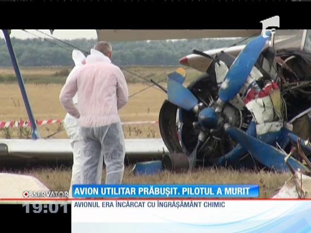 Pilotul rănit grav în accidentul de la Stăncuța a făcut stop cardiac înainte de a fi urcat în elicopterul SMURD