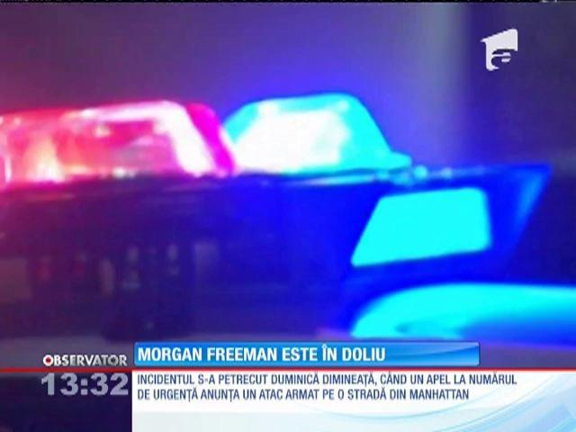 New York: Nepoata lui Morgan Freeman, înjunghiată mortal în plină stradă
