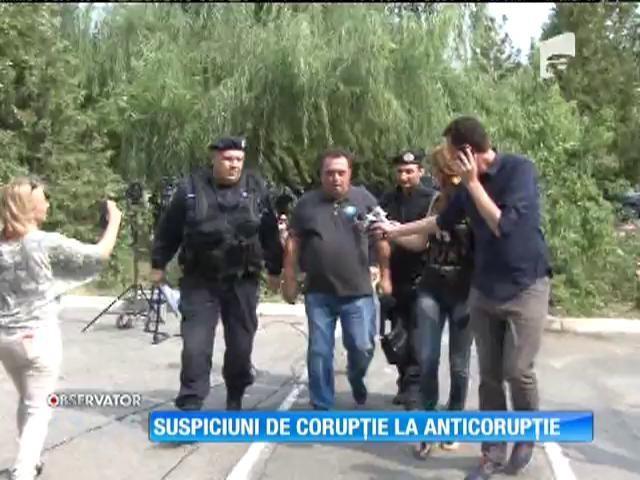 Șeful Serviciului Județean Anticorupție Prahova, adus la DNA Ploiești