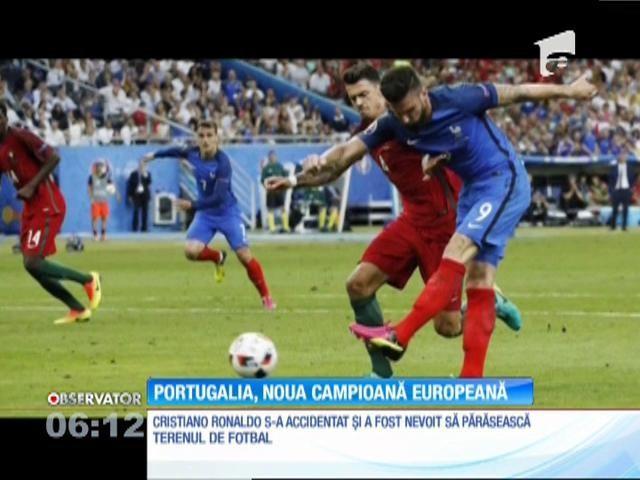 BREAKING NEWS: Avem o nouă campioană europeană: Portugalia