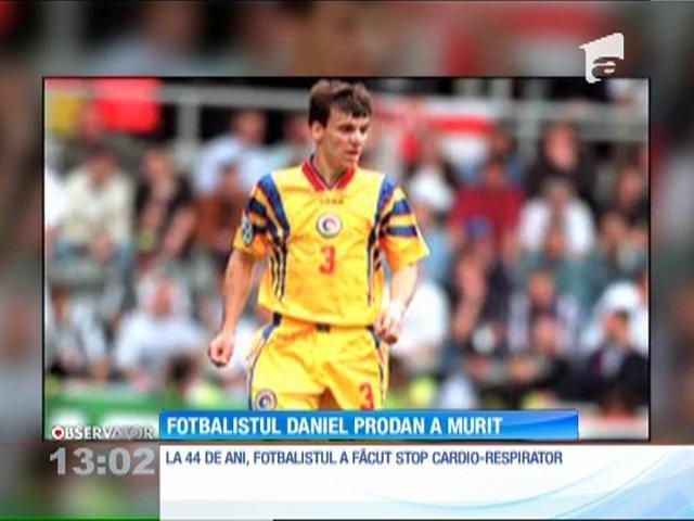 Trupul neînsufleţit al lui Daniel Prodan va fi depus la Arena Naţională. Când va avea loc înmormântarea