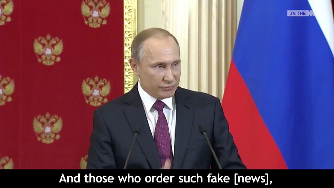"""Vladimir Putin: """"Prostituatele din Rusia sunt cele mai bune din lume!"""" (VIDEO)"""
