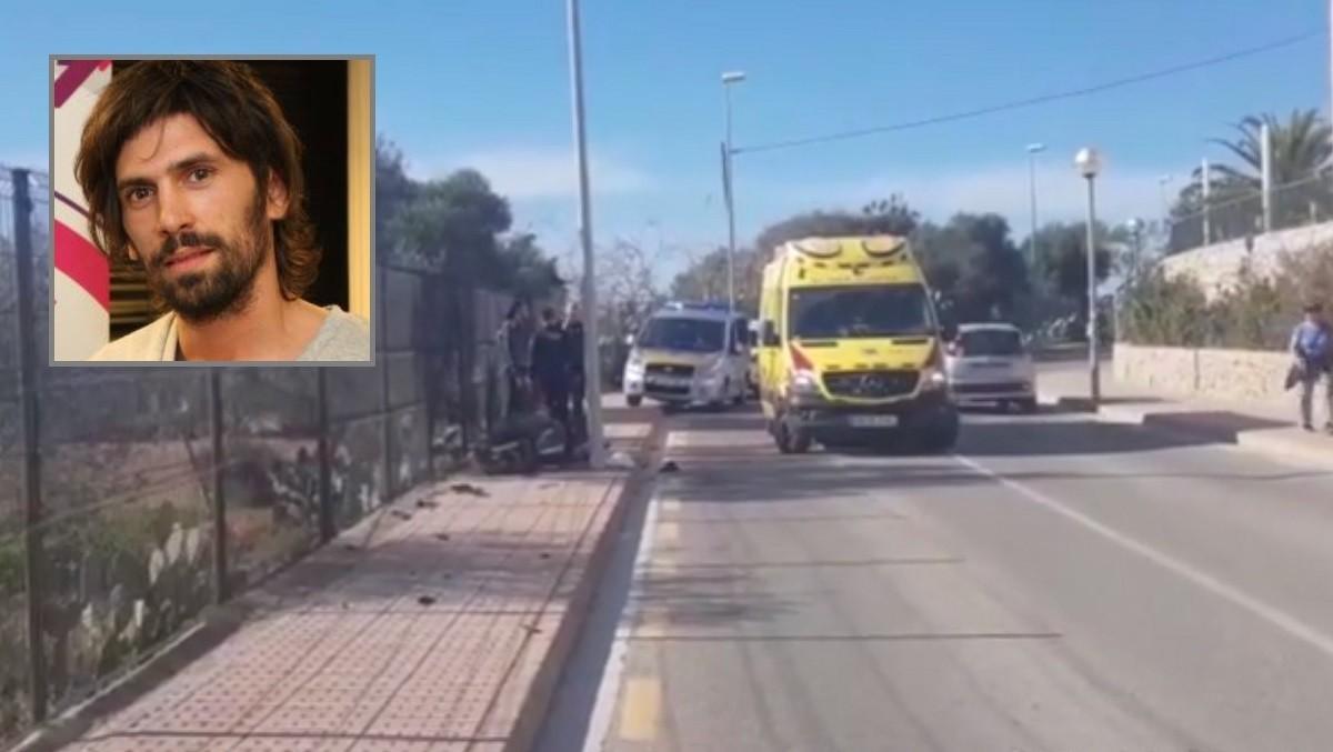 Imagini de la accidentul lui DJ Pagal. Românul este în comă, iar medicii îi dau șanse mici de supraviețuire (Video)