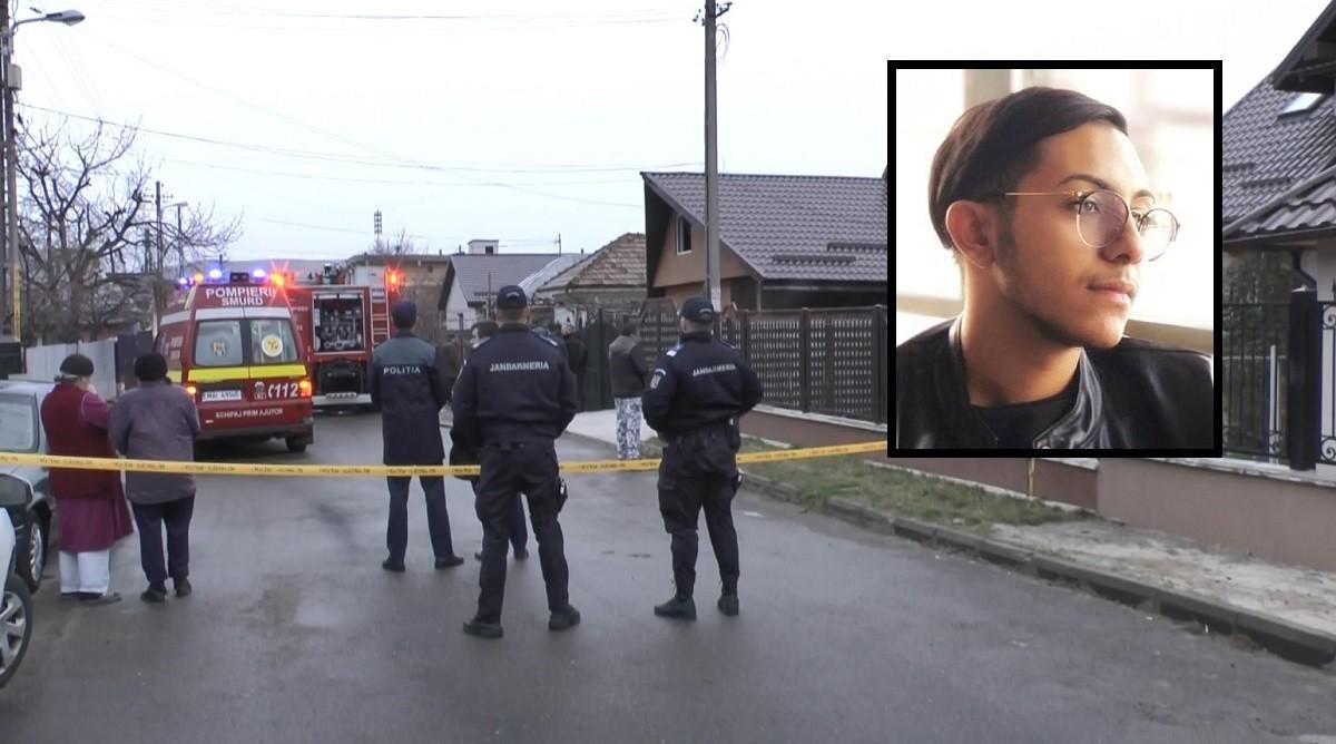 Motivul dublei crime din Piatra Neamţ. De ce şi-a înjunghiat Florin Petrache fiul şi soacra (Video)