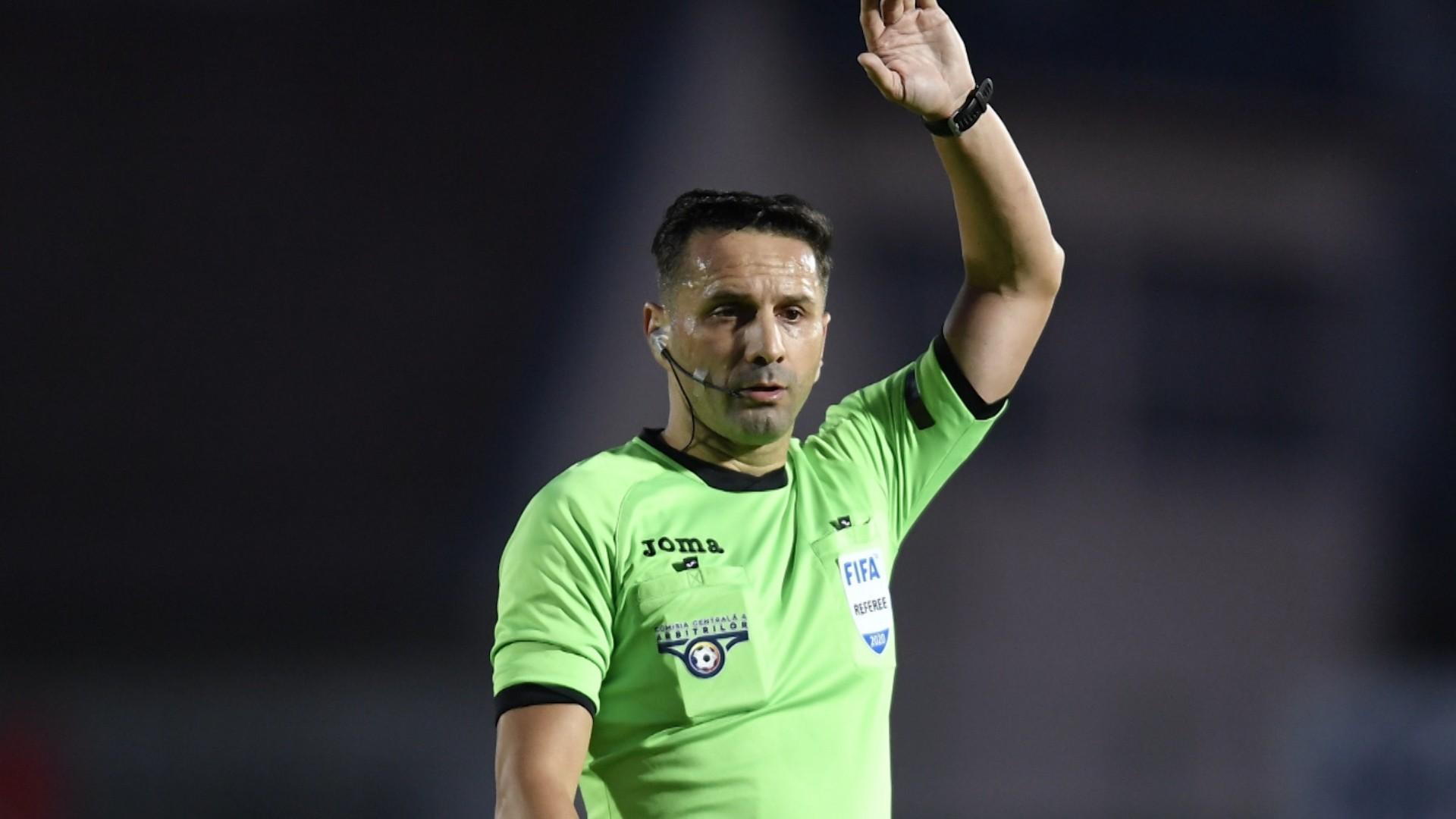 Sebastian Colţescu, şanse mari să scape de scandalul de rasism în care a fost implicat în UEFA Champions League