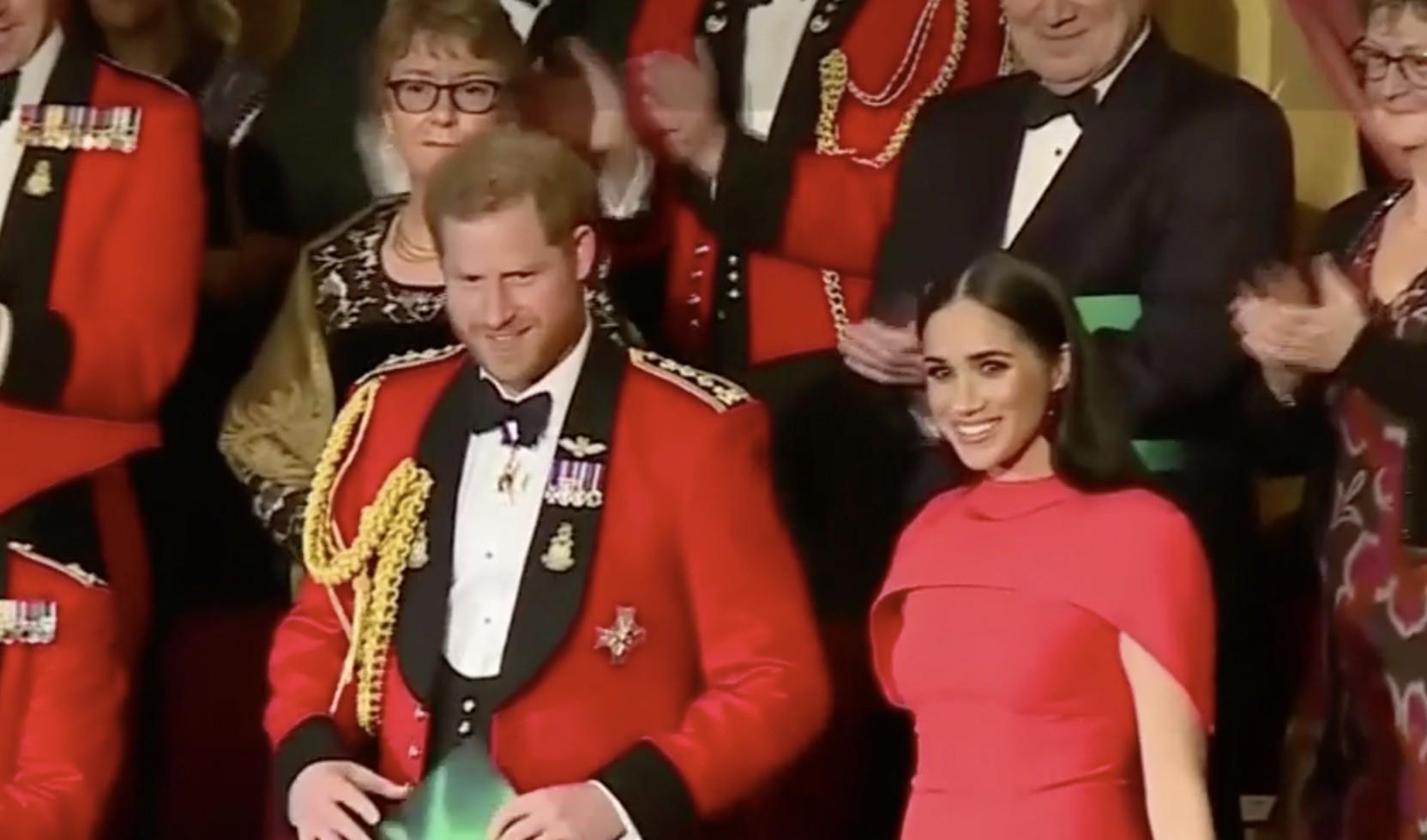 Prințul Harry și Meghan Markle se despart definitiv de familia regală britanică
