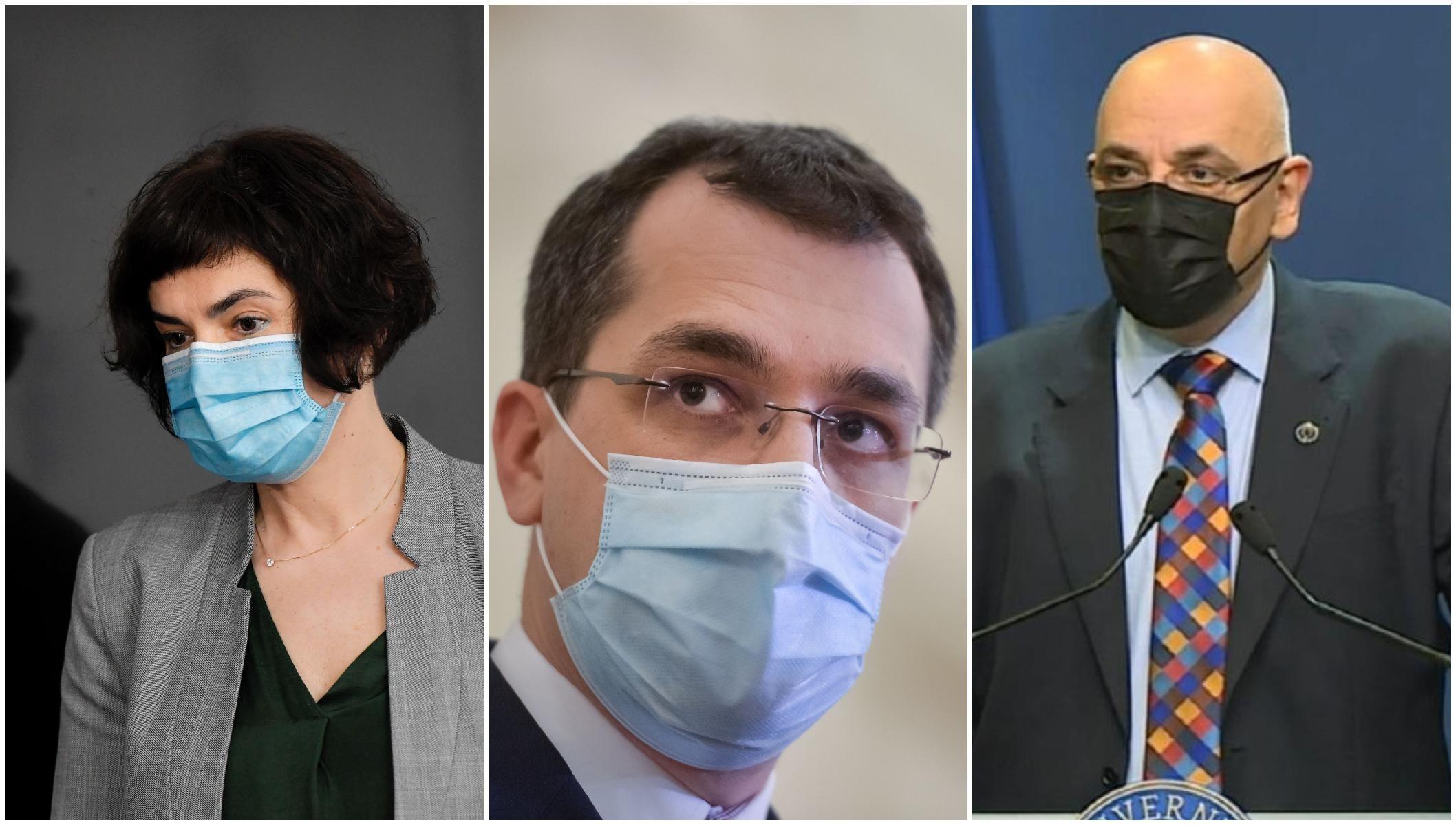 Declarații contradictorii cu privire la ora la care a aflat ministrul Vlad Voiculescu de tragedia de la spitalul Victor Babeș