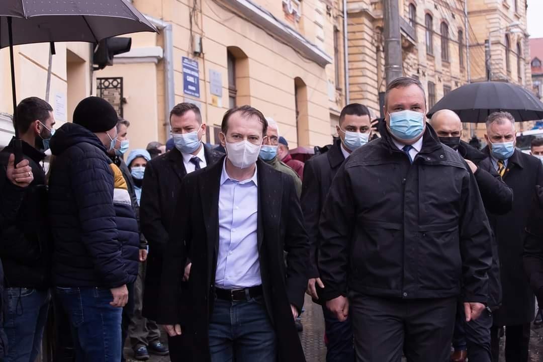 Florin Cițu: Vom face o şedinţă de Guvern în stradă în care vom răspunde la întrebările cetățenilor, după ce ies de la vaccinare