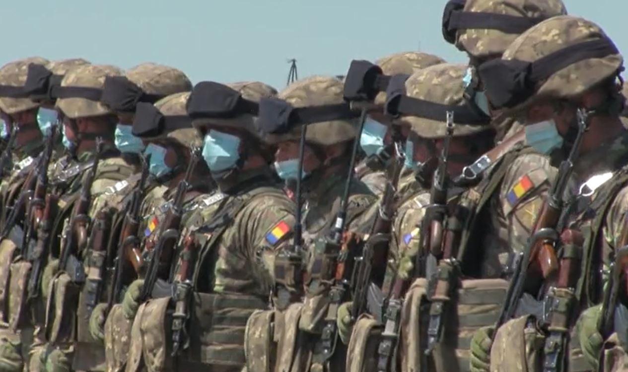 Cum răspunde NATO la exercițiile de război ale Rusiei. Desfășurare impresionantă de forțe în poligonul Smârdan