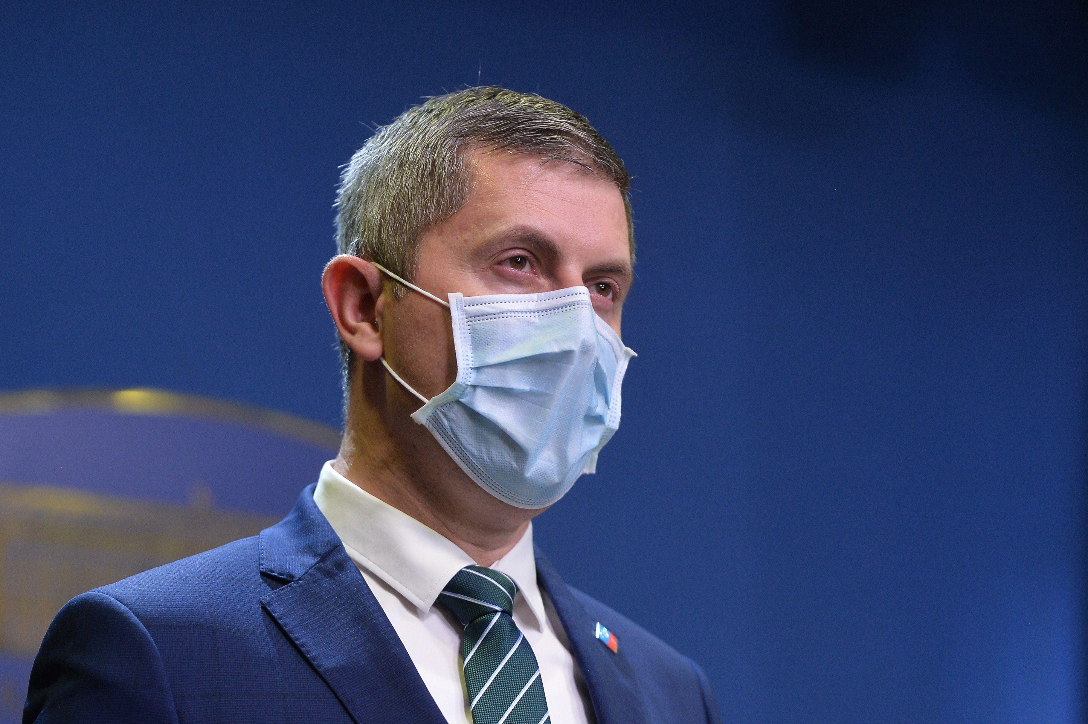 Dan Barna, pregătit să îşi dea demisia dacă DNA începe urmărirea penală împotriva lui, în dosarul proiectelor europene