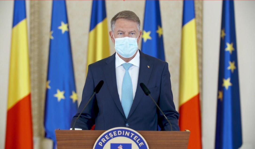 """Klaus Iohannis anunţă relaxarea măsurilor anti-Covid: """"Fără mască din 15 mai, se ridică restricţiile de circulaţie noaptea"""""""