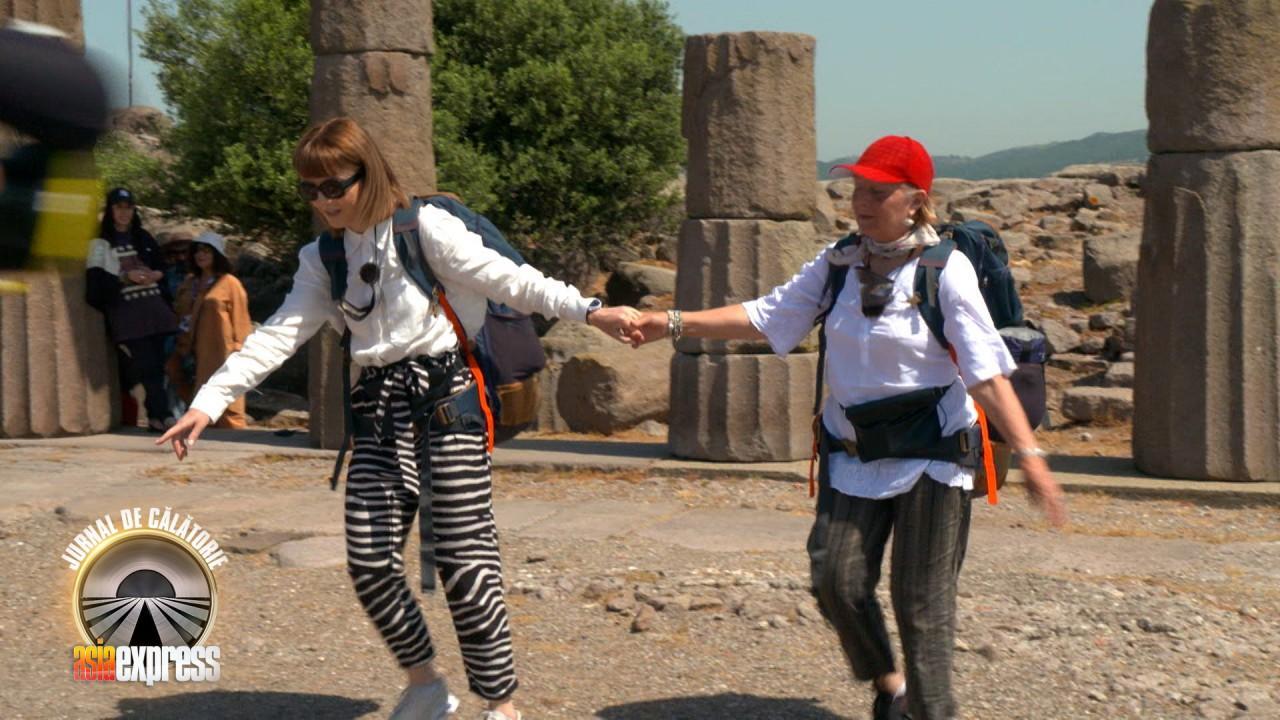 Jurnal de Asia, Episodul 3: Alexandra Ungureanu, noi detalii despre aventurile trăite