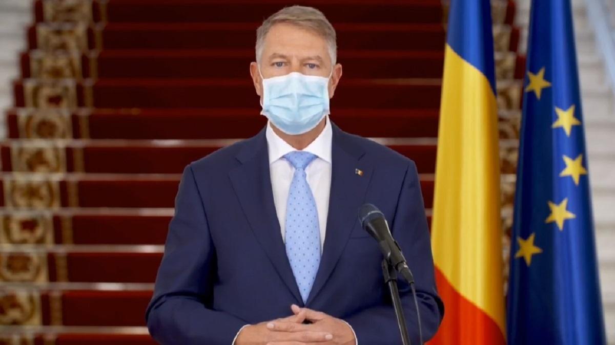 Klaus Iohannis participă luni la Summitul NATO de la Bruxelles. Va fi prezent şi preşedintele american Joe Biden