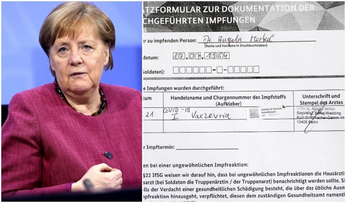 Angela Merkel, vaccinată cuseruri diferite. Cancelarul german a făcut rapelul cu Moderna, după prima doză cu AstraZeneca