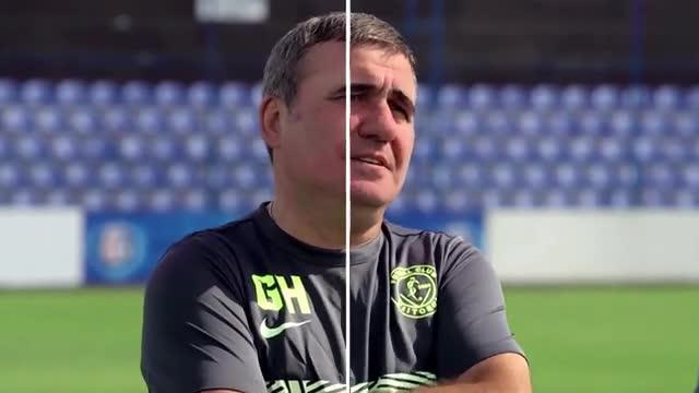 Gică Popescu a debutat în televiziune cu filmul SuperPrieteni. Poveste amuzantă a lui Mircea Lucescu cu Gică Hagi: de ce nu a vrut să-i cumpere cadou lui Mutu