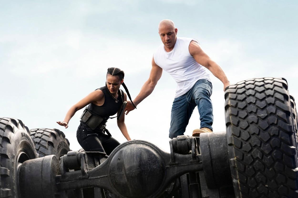 Așteptarea fanilor Fast and Furious a luat sfârșit. Cel de-al nouălea film al seriei va avea premiera în acest weekend