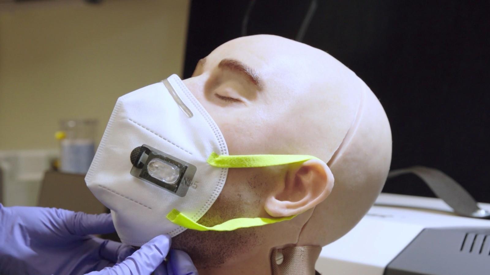 Masca de protecţie care poate detecta Covid-19 în doar o oră şi jumătate