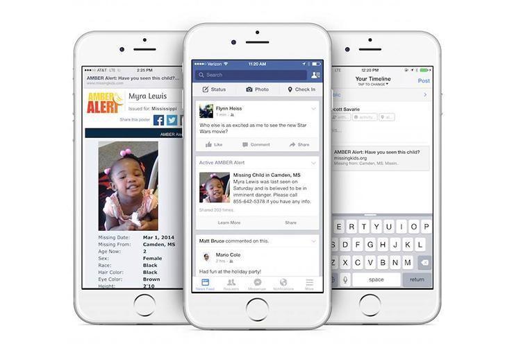 """Facebook lansează și în România instrumentul """"Alertă Răpire Copil"""", prin care va mediatiza cazurile copiilor dispăruți"""