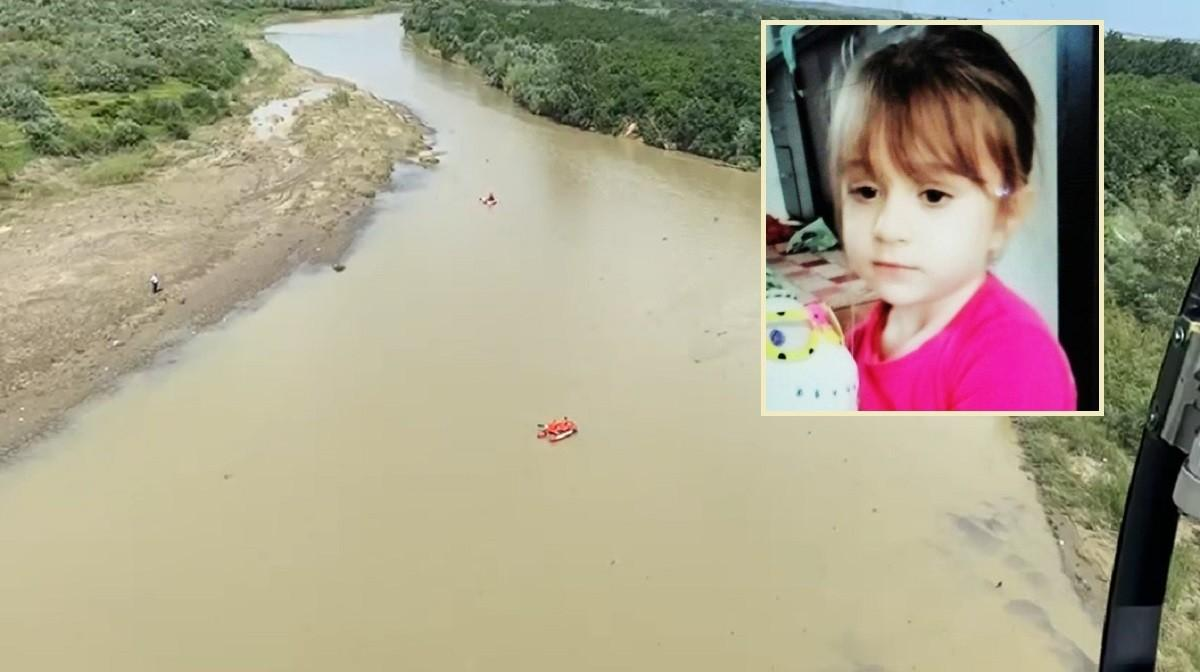 Raisa, copila de 5 ani dispărută de două zile din Găvăneşti, a fost găsită moartă în râul Buzău