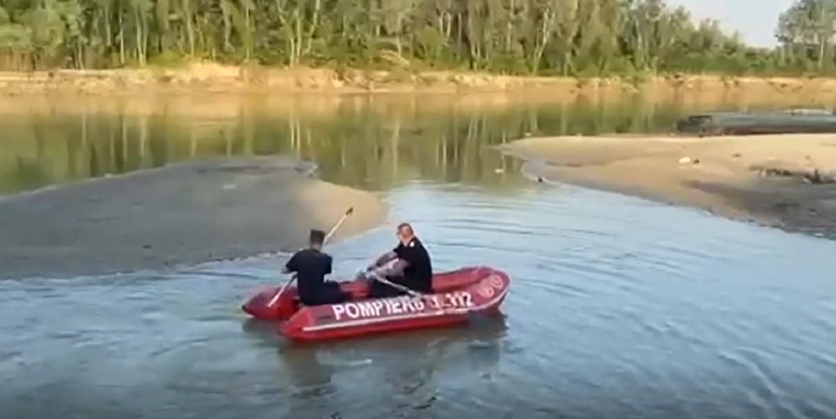 Doi copii cu vârste între 14 și 15 ani ar fi dispărut în apele Siretului, la Brăniştea. Un pescar a dat alarma la 112