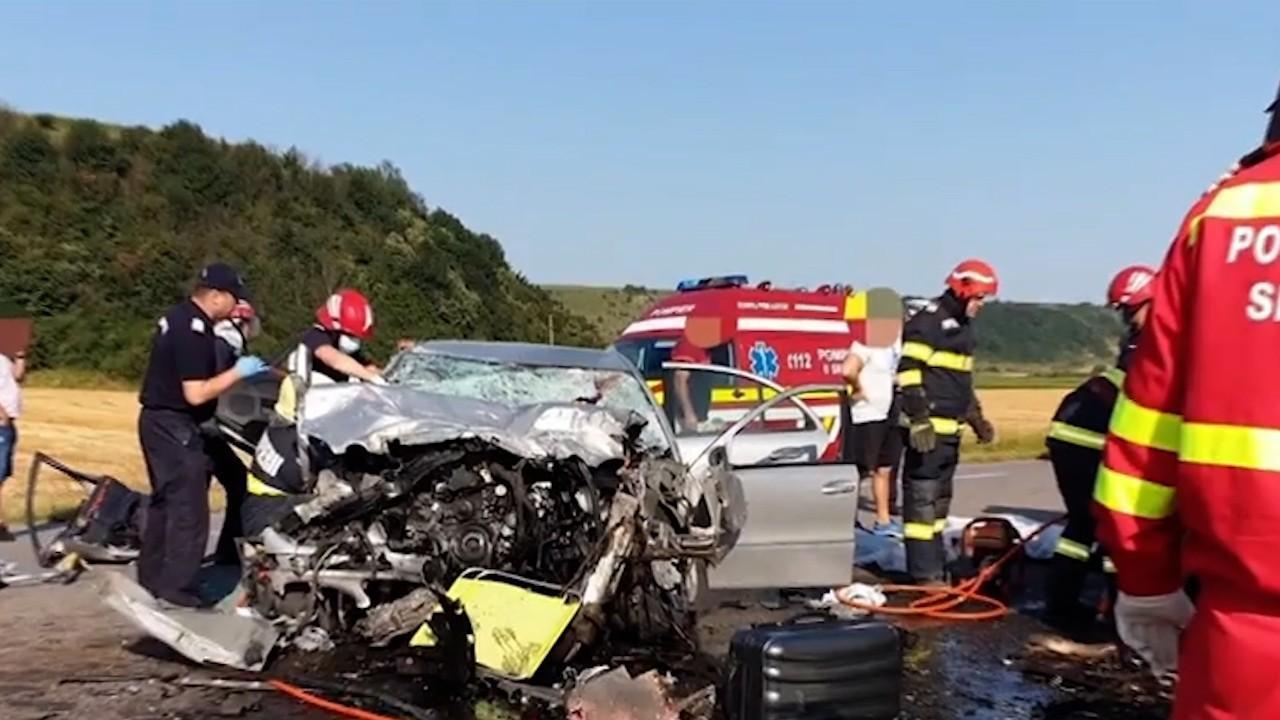 Bilanț sumbru pe drumurile din România: 24 de morți și 17 accidente în 3 zile. Titi Aur: Nu există sancțiune cu adevărat pentru acești tupeiști