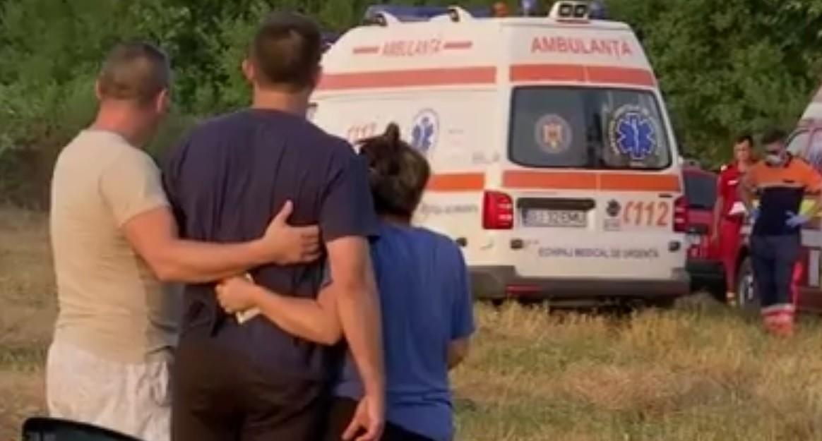 """Doi copii au vrut să se scalde în Motru, dar doar unul a scăpat cu viaţă. Mama şi un vecin au murit încercând să-i salveze: """"S-a întâmplt o mare nenorocire"""""""