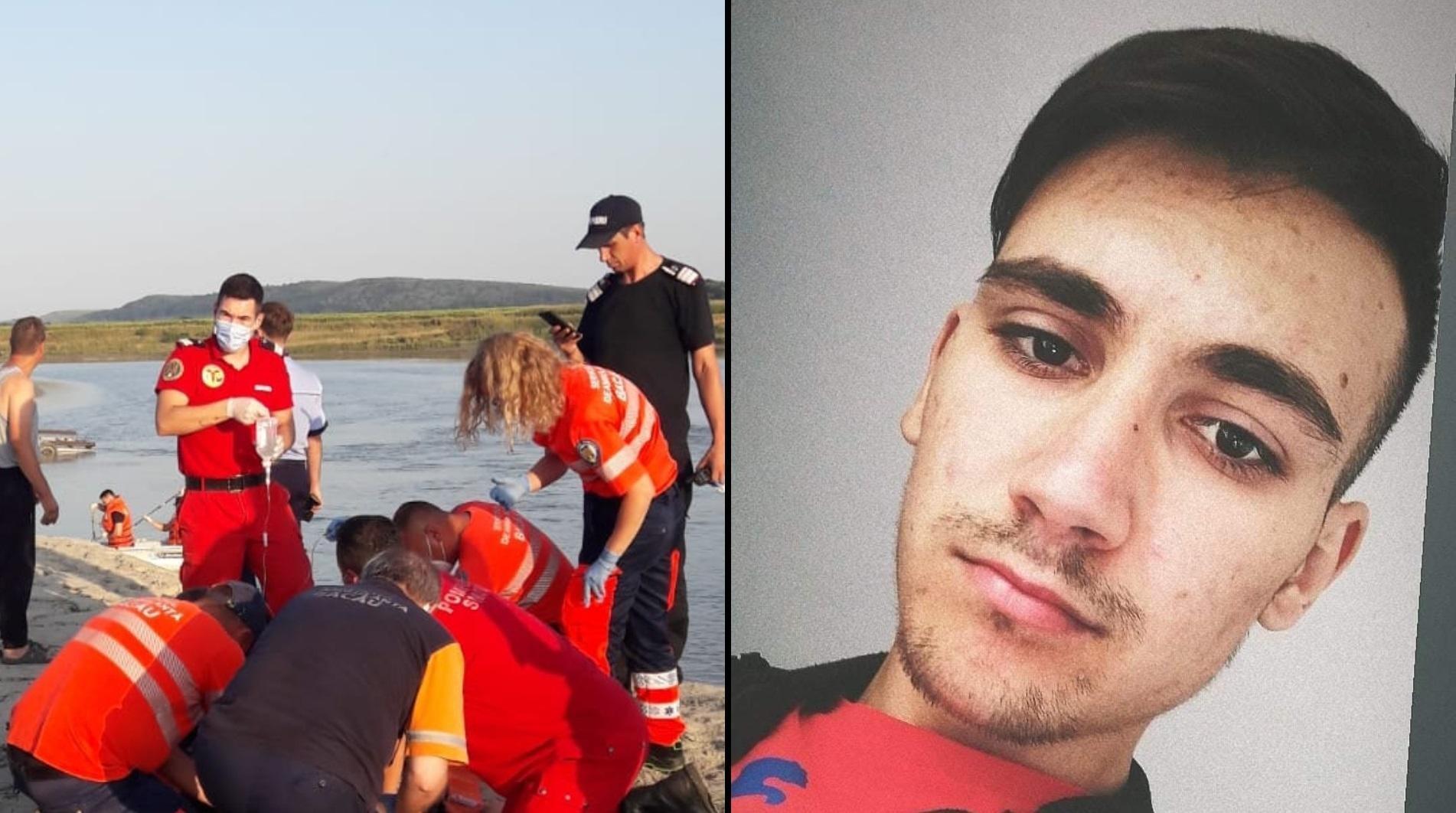 """Mesaj emoționant după moartea celor 5 prieteni, în râul Siret: """"Stau mamele lor și plâng, plâng și satele vecine"""""""