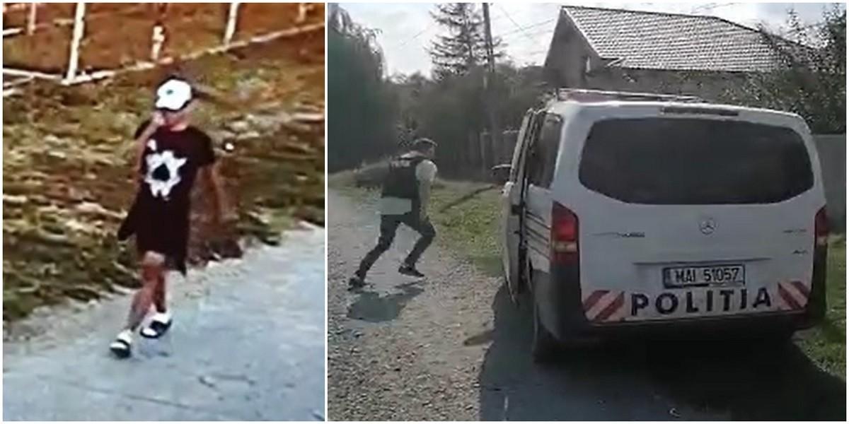 Evadatul din Urziceni, de neoprit. Băiatul de 18 ani joacă leapşa cu zeci de poliţişti, care nu pot pune mâna pe el de aproape 3 zile